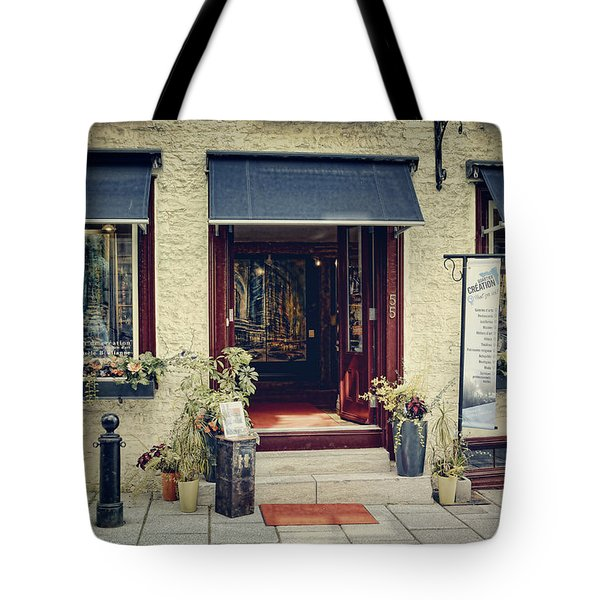 Old Quebec Art Gallery  Tote Bag