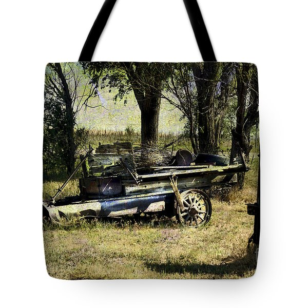 Old Rail Tote Bag