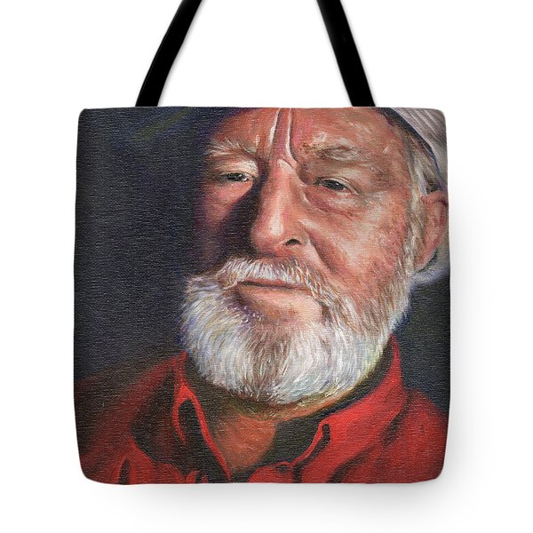 Old Ranger Tote Bag