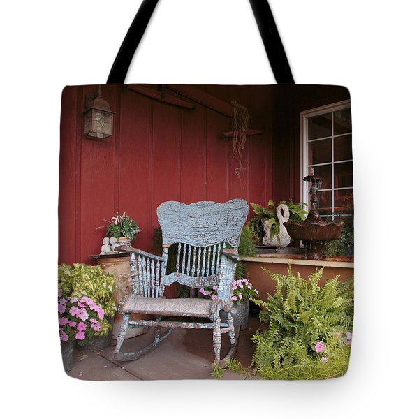 Old Rockin' Chair Tote Bag