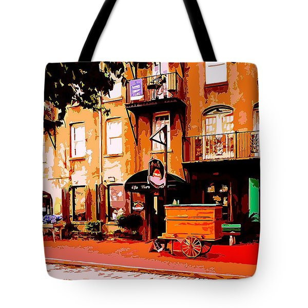 Old Savannah Tote Bag