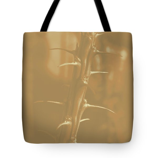 Old School Arizona Thorn Tote Bag