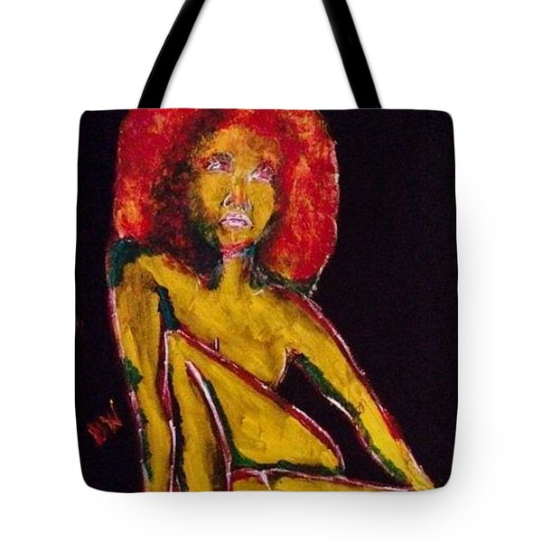 Old School  Tote Bag by Deedee Williams