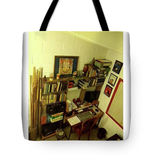 Old School  From Tempo By David Tote Bag