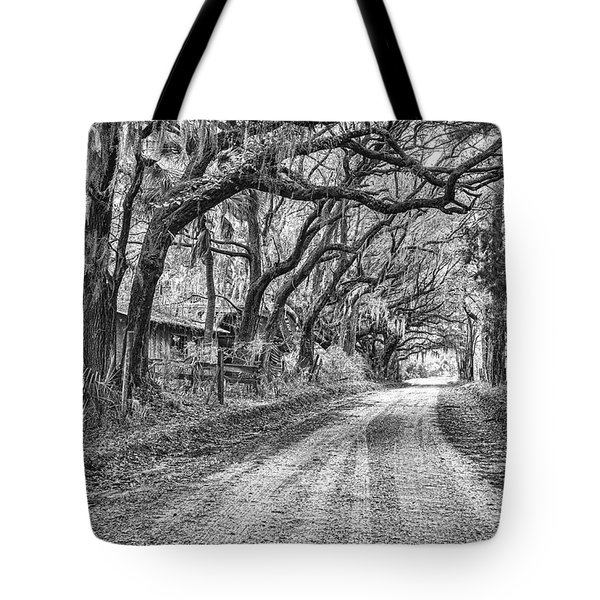 Old Sheep Farm Tote Bag