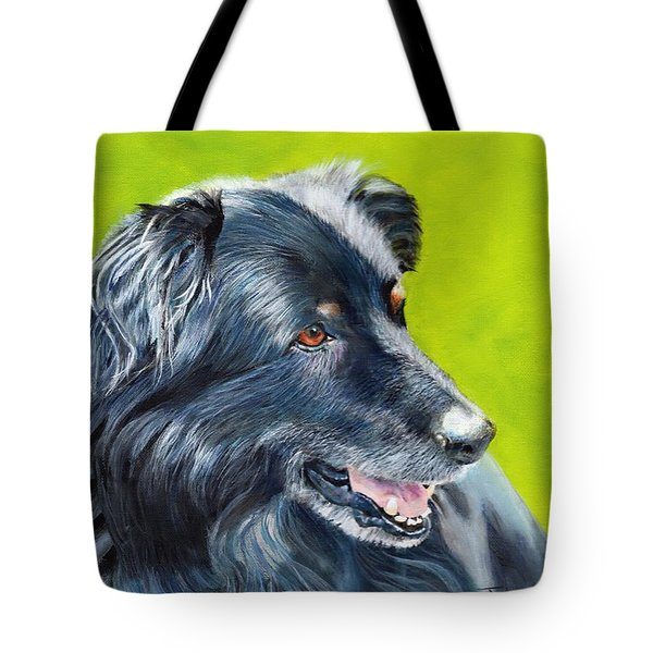 Old Shep Tote Bag