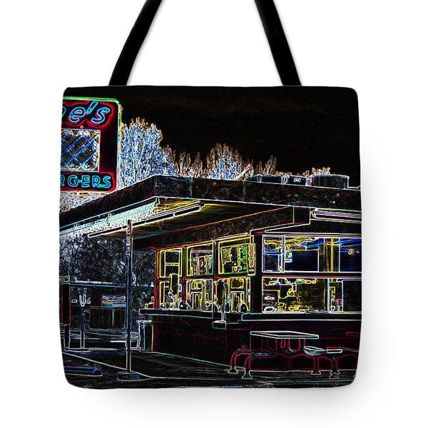 Old Skool Tote Bag