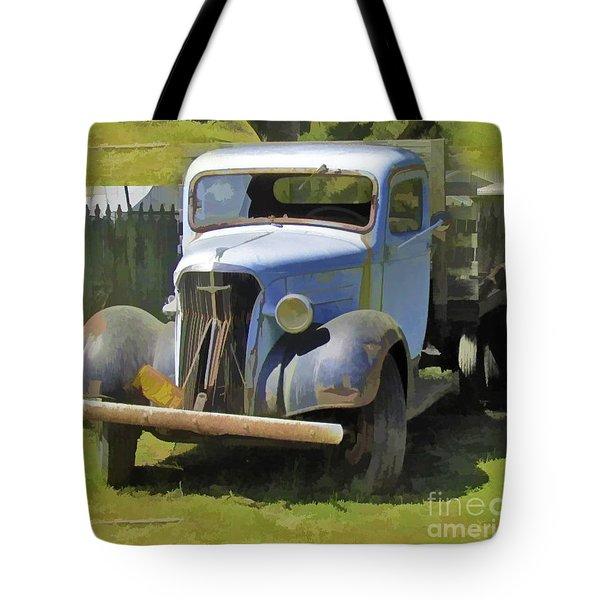 Old Soul #2 Tote Bag
