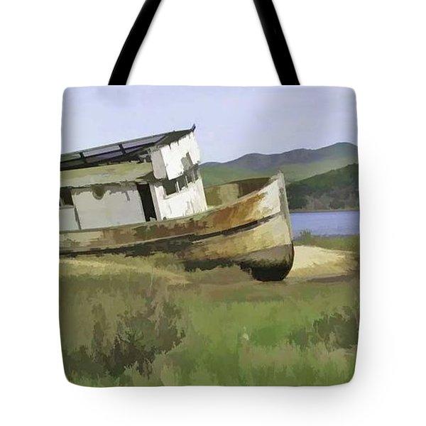 Inverness Denizen Tote Bag