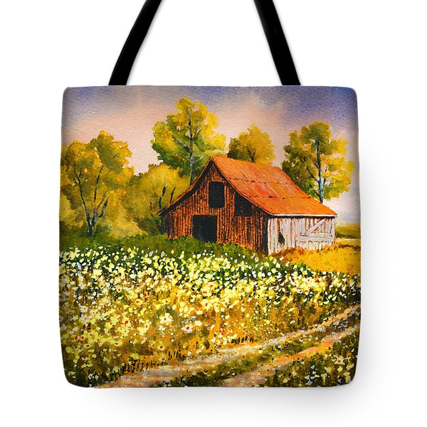 Old Spring Farm Tote Bag