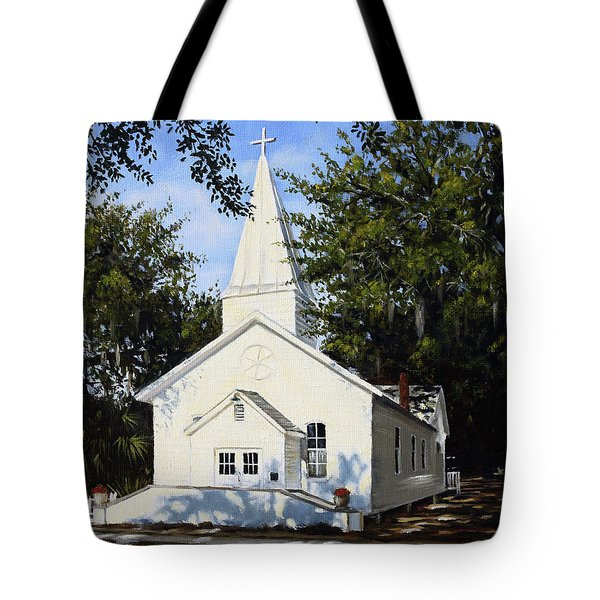 Old St. Andrew Church Tote Bag