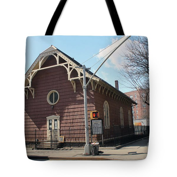 Old St. James Church  Tote Bag