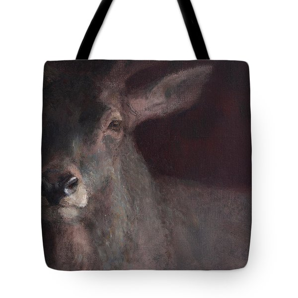 Old Stag Tote Bag