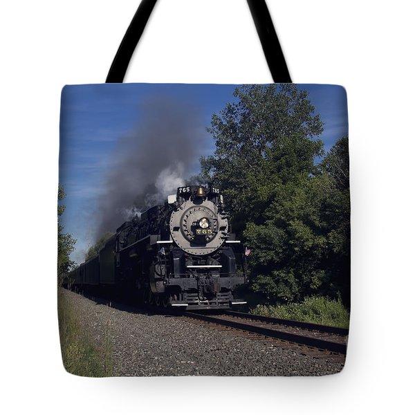 Old Steamer 765 Tote Bag