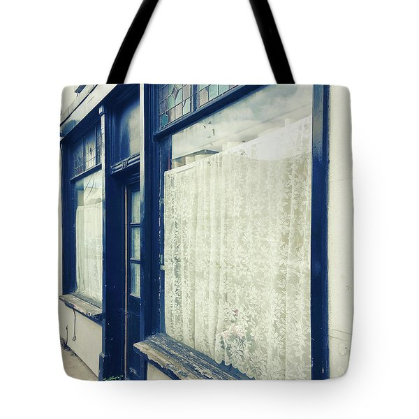 Old Store Front Tote Bag
