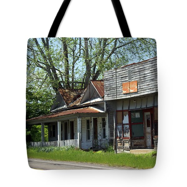 Old Store Tote Bag by Marty Koch