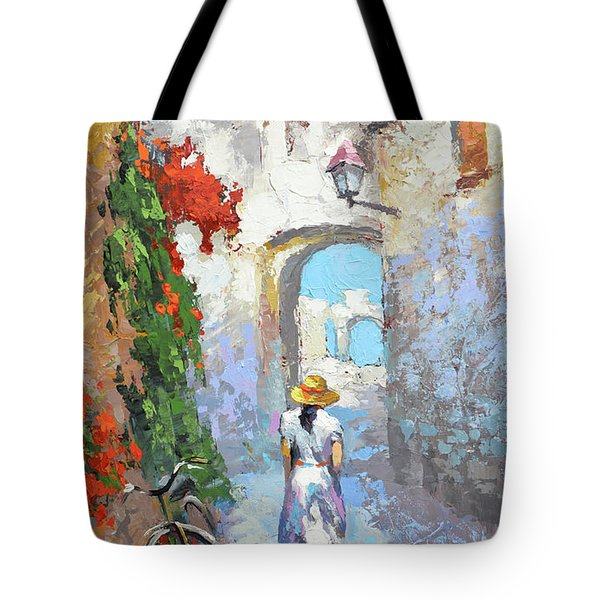 Old Street  Tote Bag
