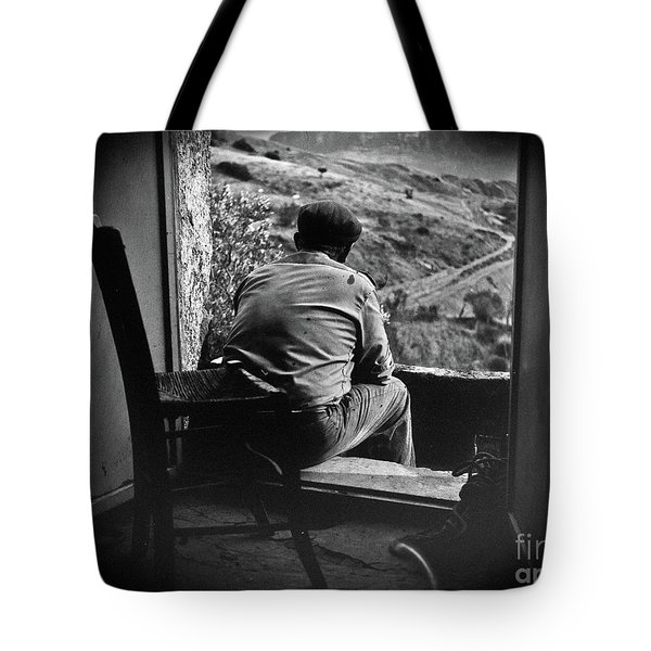 Old Thinking Tote Bag