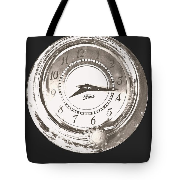 Old Time Tote Bag