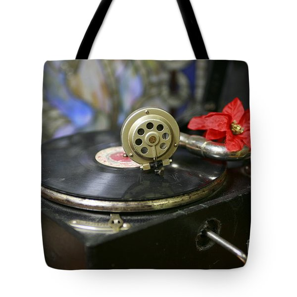 Tote Bag featuring the photograph Old Time Photo by Lori Mellen-Pagliaro