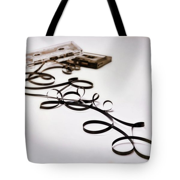 Old Time Rock And Roll Tote Bag