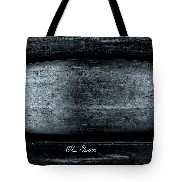 Old Town Canoes Tote Bag by Bob Orsillo