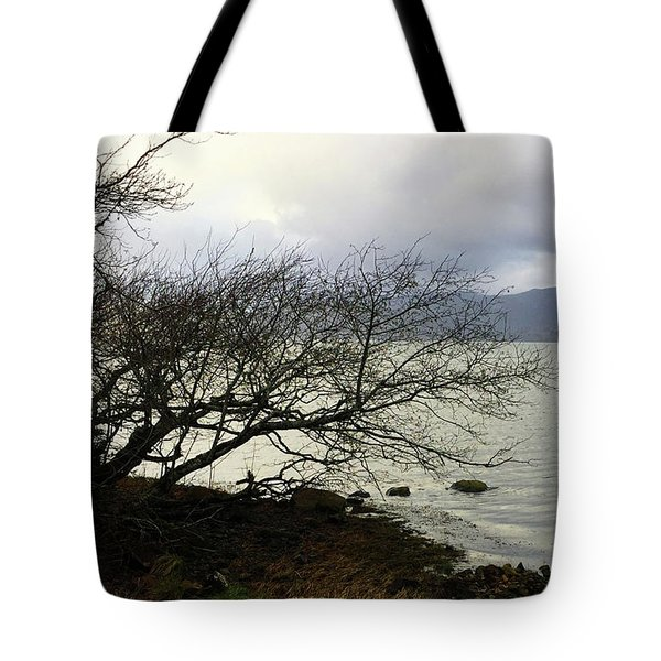 Old Tree By The Bay Tote Bag