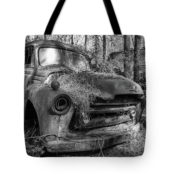 old truck_MG_4220 Tote Bag