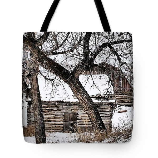 Old Ulm Barn Tote Bag