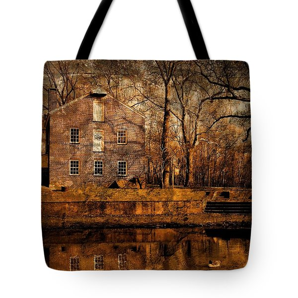 Old Village - Allaire State Park Tote Bag