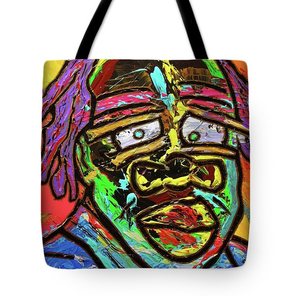 Old Was Tote Bag