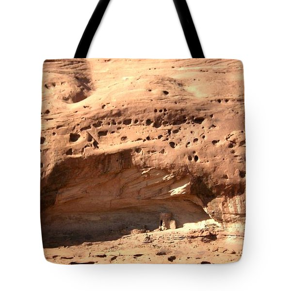 Tote Bag featuring the photograph Old West Condo by Fred Wilson