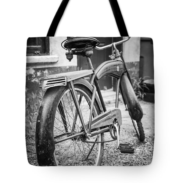 Old Wheels Tote Bag