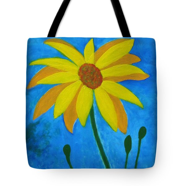 Old Yellow  Tote Bag