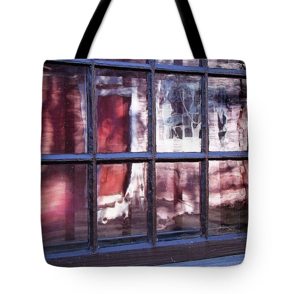Olde Glass Tote Bag