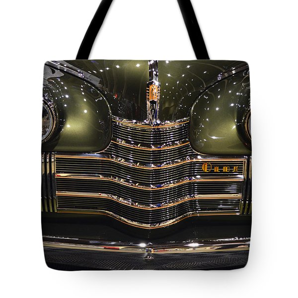 Olds Grille Tote Bag
