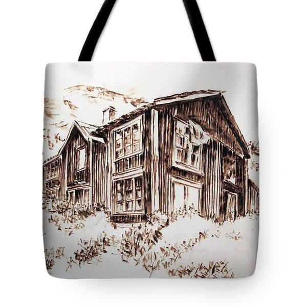 Oldstead Tote Bag