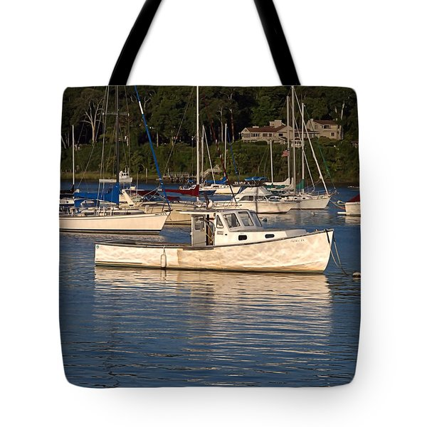 Tote Bag featuring the photograph Ole Boy by  Newwwman