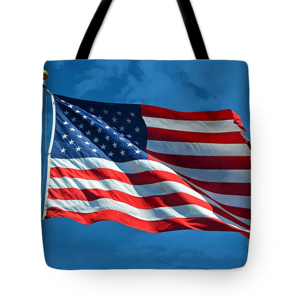 Ole Glory Tote Bag
