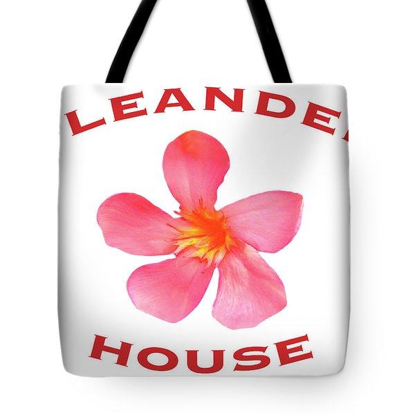 Oleander House Tote Bag