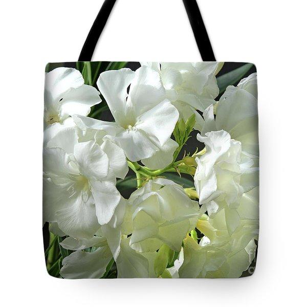 Oleander Mont Blanc 2 Tote Bag