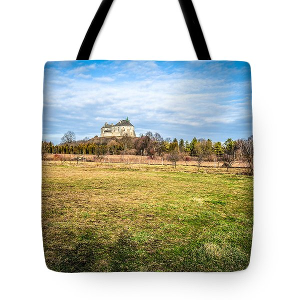 Olesko Castle In Ukraine Tote Bag
