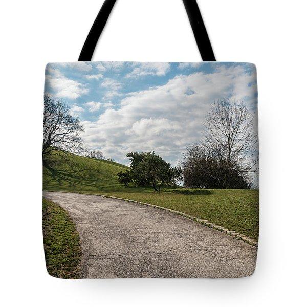 Olimpia Park. Munich Tote Bag
