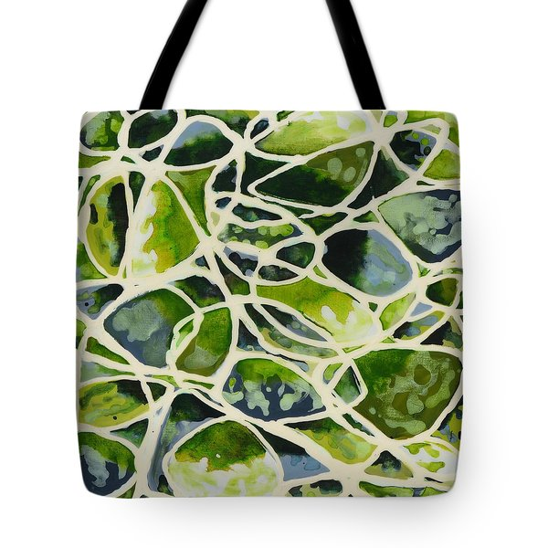 Olive Pot Tote Bag