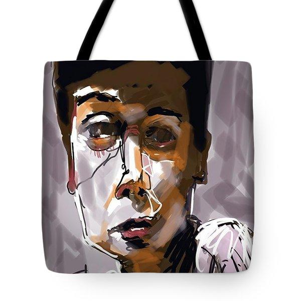 Olivia Tote Bag by Jim Vance