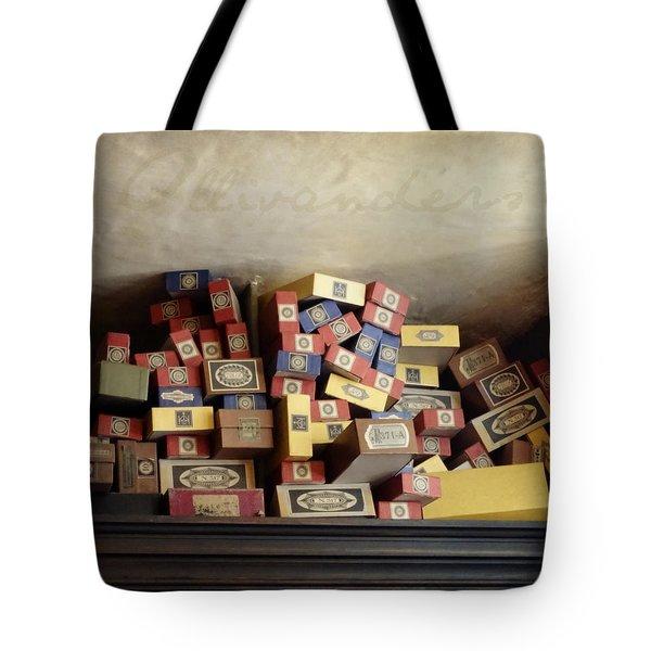 Ollivanders Tote Bag