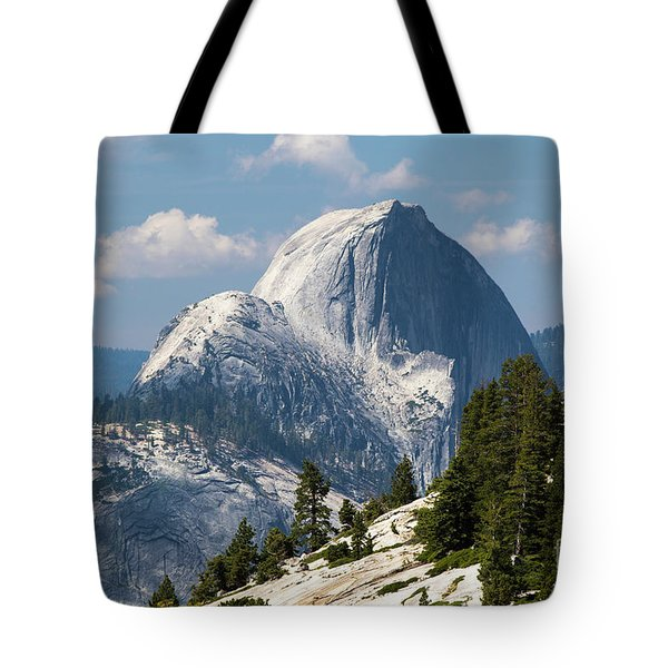 Tote Bag featuring the photograph Olmsted Point by Vincent Bonafede
