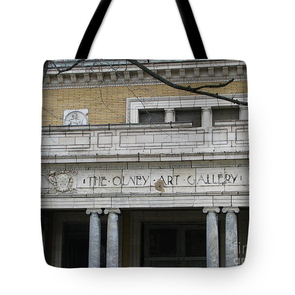 Olney Art Gallery 2 Tote Bag