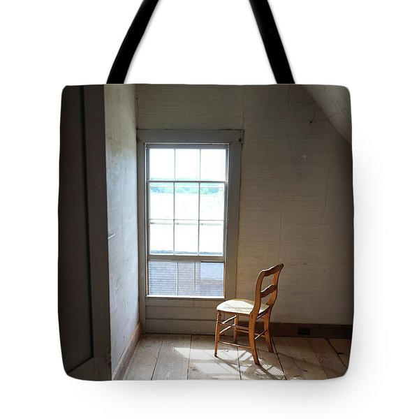 Olson House Chair And Window Tote Bag