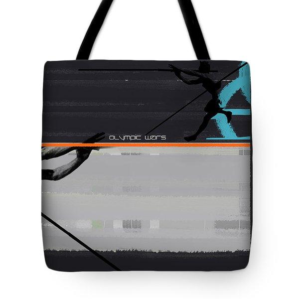 Olympic Effort Tote Bag